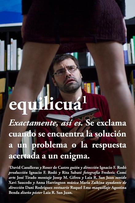 Cartel 'Equilicuá'